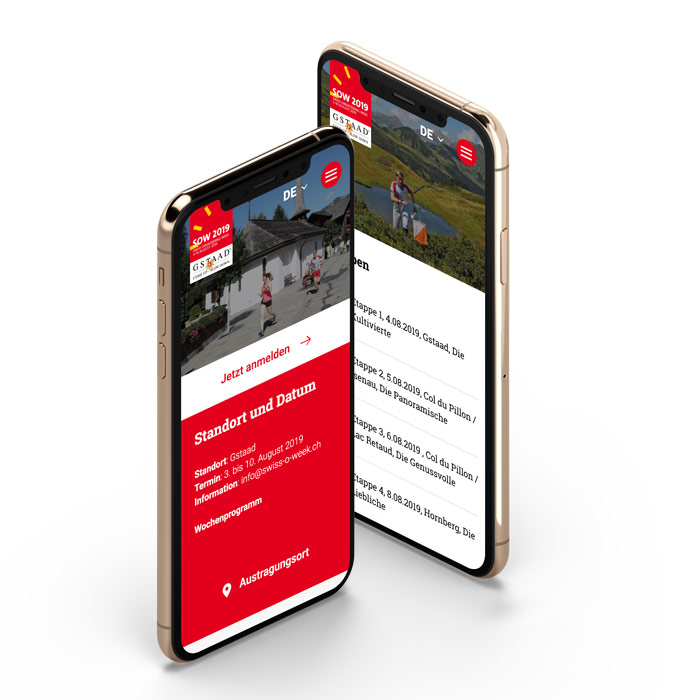 SOW iPhone XS isometric standup Mockup